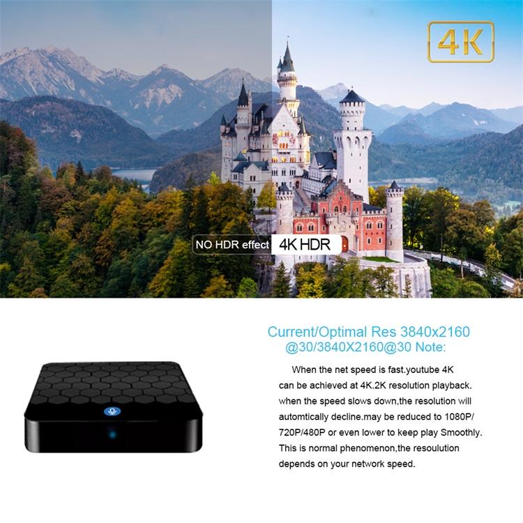 X88 Mini With Youtube Neflix Apk Quad Core H 265 4k Set Top Box Android 7 1  Tv Box - Buy H 265 4k,4k Android Tv Box With Youtube Apk,H 265 Set Top Box