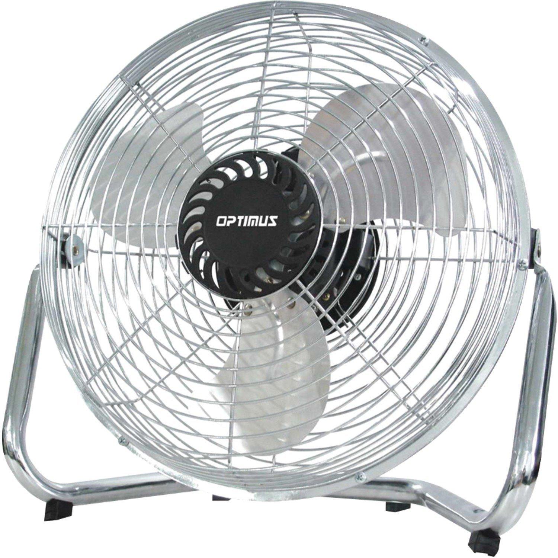 """High Velocity Floor Fan Size: 10"""" H x 24"""" W x 24"""" D"""