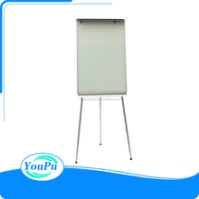 70x100cm flipchart height adjustable whiteboard stand movable made in factory