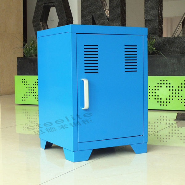Self Assemblyc Small Storage Cabinet On Table Top / Mini Storage ...