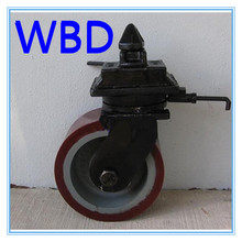 International common standard shipping container house caster wheel