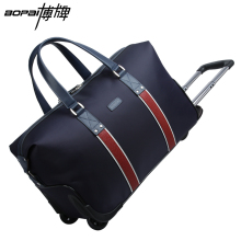 Men duffle bag  2015 Men 's travel bag waterproof   travelling bag With trolley