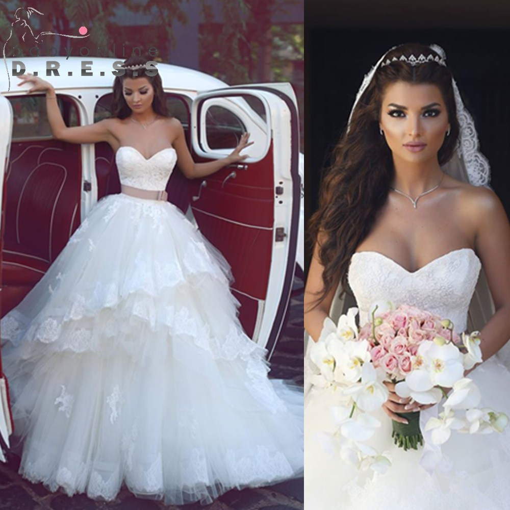 Vestido De Noiva 2017 New Elegant Lace Applique Tulle: Popular Bride Jumpsuit-Buy Cheap Bride Jumpsuit Lots From