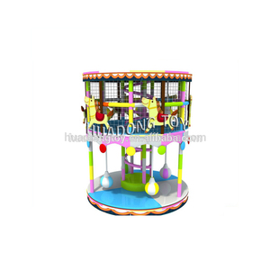 Commercial Professional Indoor Kids Soft Play Games Naughty Castle for Sale