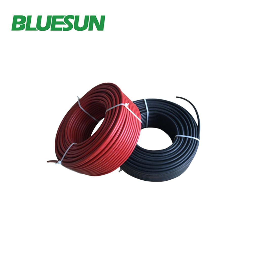 solar cable tuv tinned copper pv cable 10mm2 solar pv wire