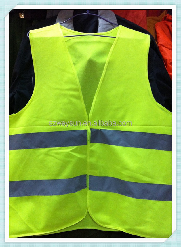 Visibility Security Safety Vest