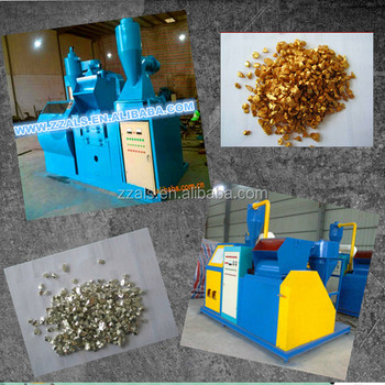 2014 Best Choice!!! Full recycling cutting and stripping machine(for flat cable)