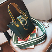Trending products 2018 new arrivals fashion box long strap shoulder bag simple for girls