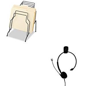 KITFEL72614FEL75271 - Value Kit - Fellowes Plastic Partition Additions Hooks (FEL75271) and Fellowes Step File (FEL72614)