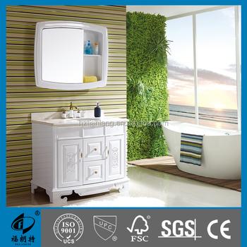 moderne pvc bad waschbeckenunterschrank f r luxus bad design 8098 buy product on. Black Bedroom Furniture Sets. Home Design Ideas