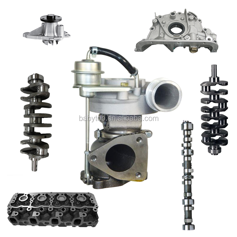 China Supplier Auto Spare Parts For Toyota