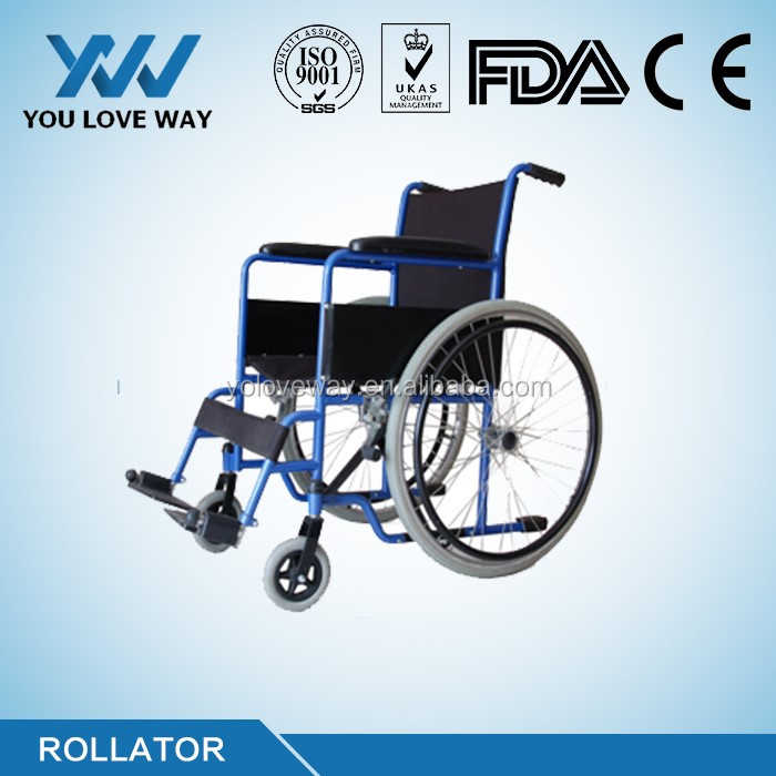 Korea government approved Fully set of Rollator parts for Korea walker(mobility) with brake system
