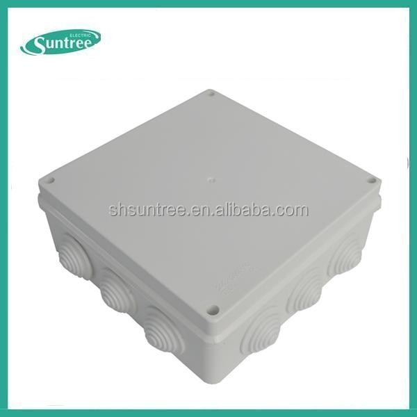 copper Waterproof Terminal Box 200*200*80