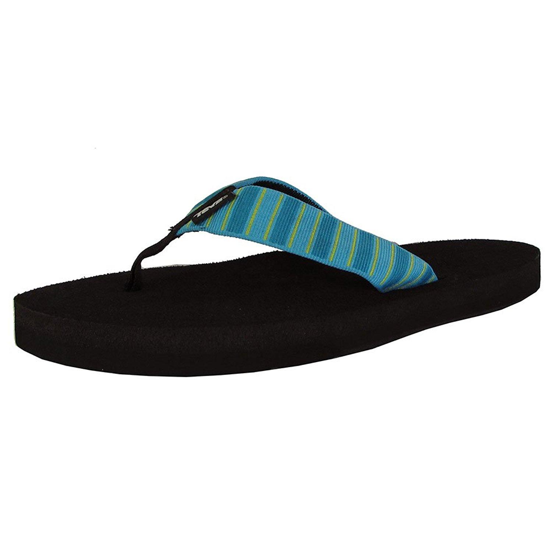 e815f7de2376a Buy Teva Womens Olowahu Webbing Flip Flop Sandal Shoes in Cheap ...