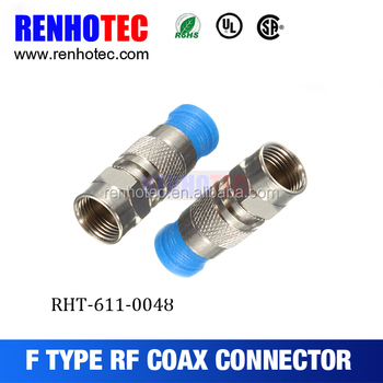 Types Of Electrical Joints Audio&video Application F Connectors - Buy Types  Of Electrical Joints Connector,Audio And Video Application F