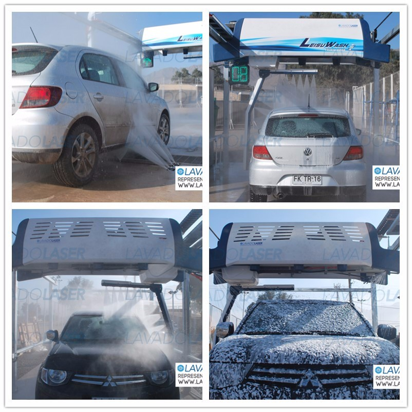 Automatic Tunnel car wash equipment