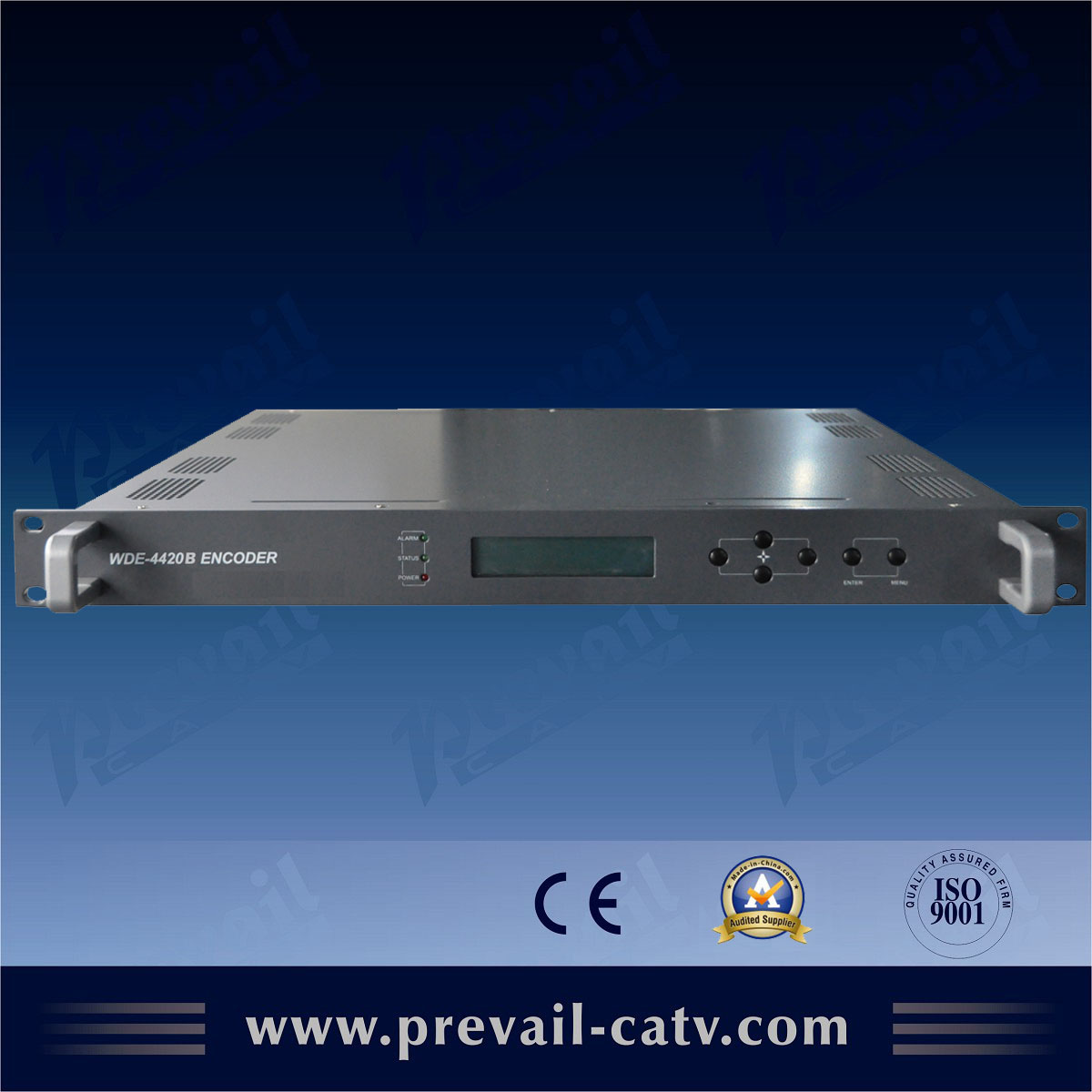 catv With IP output mpeg2 encoder(WDE4420B)