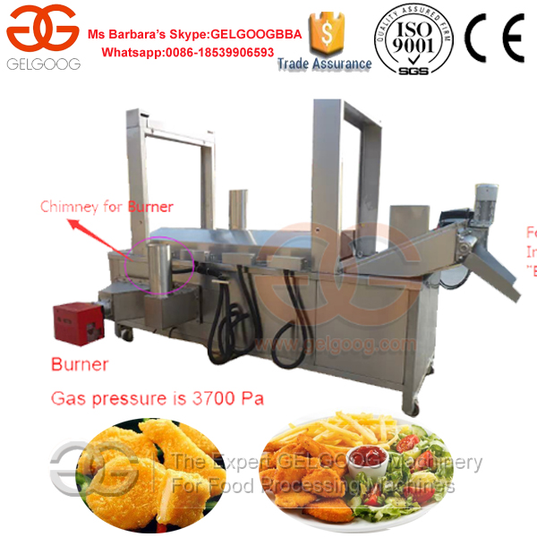 Deep Chips Fryer Oil Filter Machine