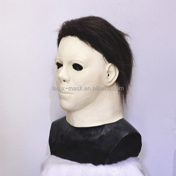 grandes marques profiter du prix le plus bas conception adroite Halloween Latex Full Head Mask Movie Mask Deluxe Michael Myers Mask - Buy  Latex Michael Myers Mask,Michael Myers Mask,Michaels Masquerade Masks ...