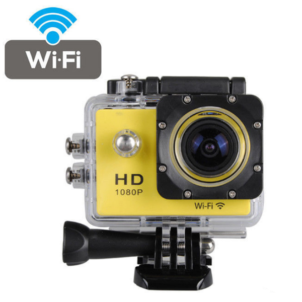 Full HD Wifi 1080P Waterproof Action Sport <strong>Camera</strong>