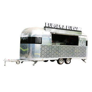Towable fast food mobile food trailer for sale, View Towable food ...