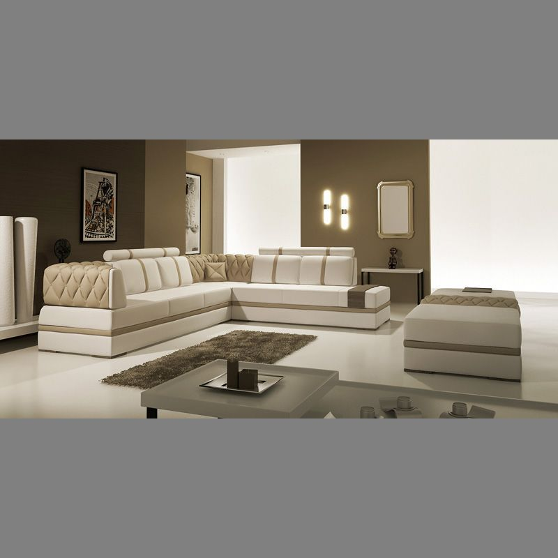 Good Quality Leather Sofa: High-quality-furniture-sofa-set-leather-corner-home