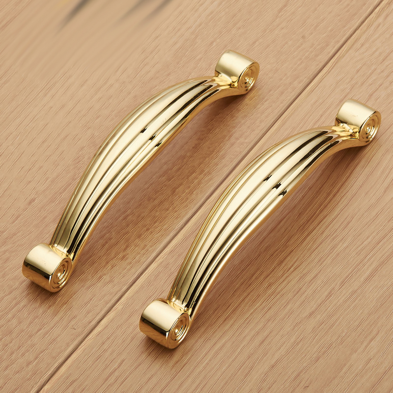 Handles For Kitchen Cabinets And Drawers: 96mm Cabinet Handles Kitchen Bathroom Cabinet Wardrobe