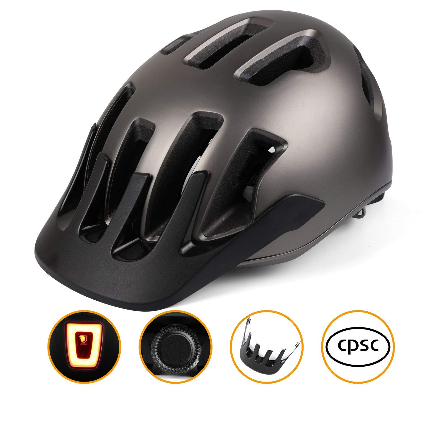 Get Quotations · Basecamp NEO Mountain Bike Helmet 7a75629074