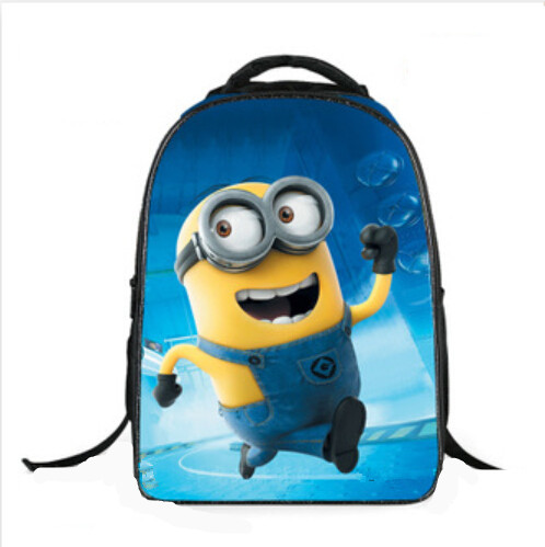 9f19c204db3 Get Quotations · mochilas infantis bag minions mochila minion satchel  school orthopedic backpack for kids elementary primary ergonomic school