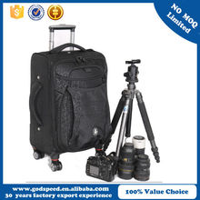 Brand design durable 600D camera backpack camera bag for men