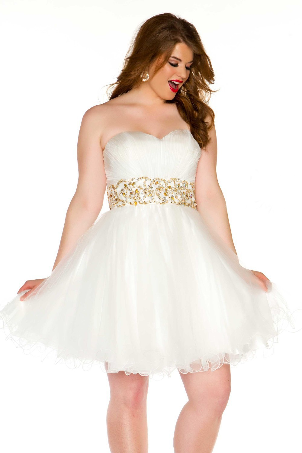 e67cd07b7401 Plus Size Junior Party Dresses
