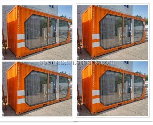 hot outdoor 20ft 40ft container hotel sleep pod resting bed/ABS Capsule hotel