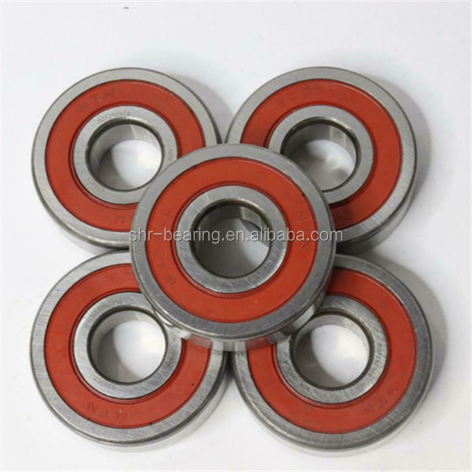 Bearing 6204-2Z SKF Brand metal shields 6204-ZZ ball bearings 6204 Z C3