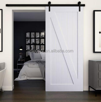 Sliding Type Latest Design Wooden Barn Doors For Bedroom Product On Alibaba