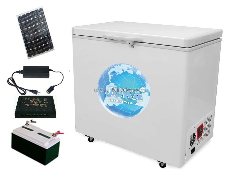 60mm thickness Solar deep Freezer 12v dc home <strong>appliances</strong> dc solar chest freezer