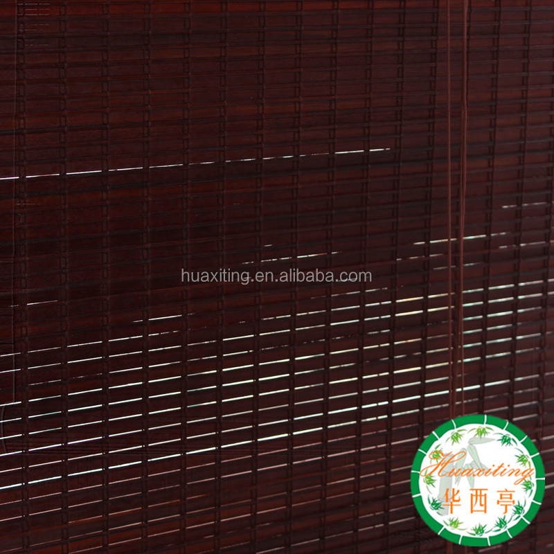 purple bamboo window shades /home shades/ curtain