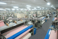 advanced air jet loom cloth weaving machinery with low price