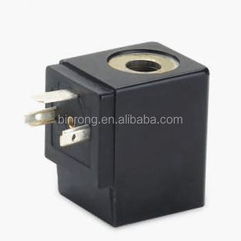 20W Pulse Hydraulic Solenoid Valve Coil 24VDC