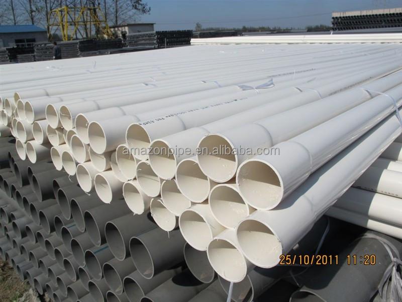 Supply plastic waterleiding wit pvc pijp u pvc pijp prijs for White plastic water pipe