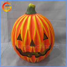 Ceramic halloween artificial pumpkin