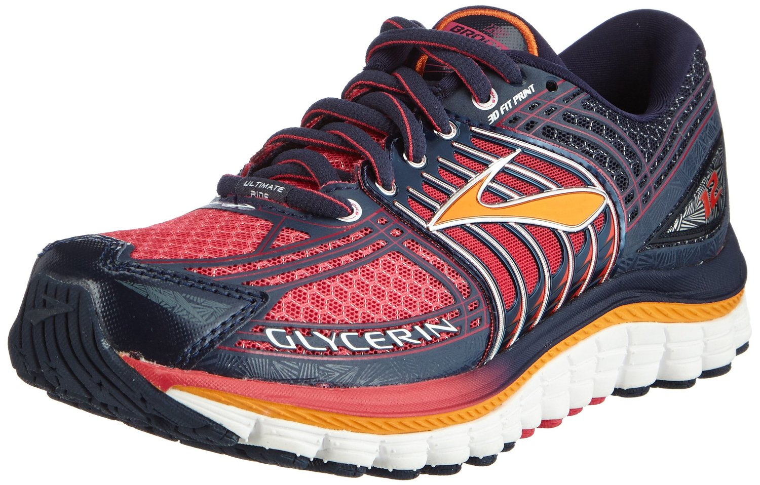 97368410948 Get Quotations · Brooks Womens Glycerin 12 Shoes