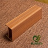 eco-friendly wood plastic composite ceiling wpc boards composite plastic lumber