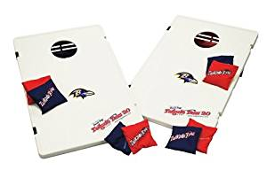 NFL Baltimore Ravens 2.0 Tailgate Toss Game