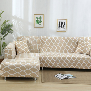 High Quality Waterproof L Shape Couch Cover Stylish Sofa Cover