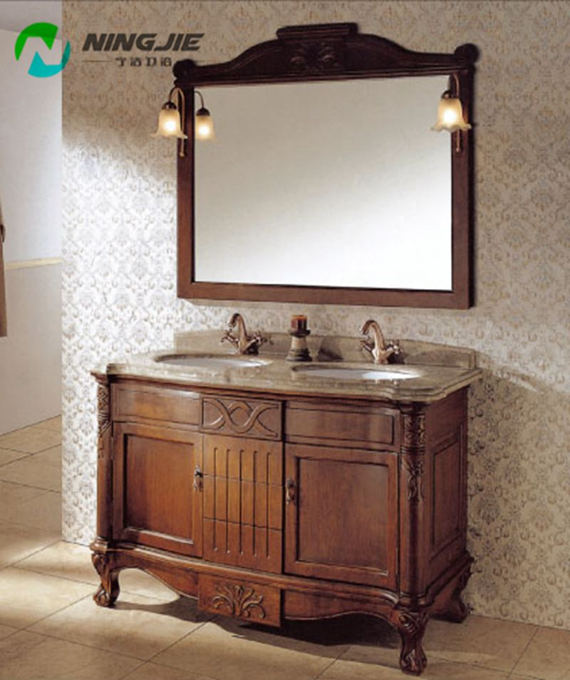 Sanitary Ware funiture wood cabinet (GR-13075)