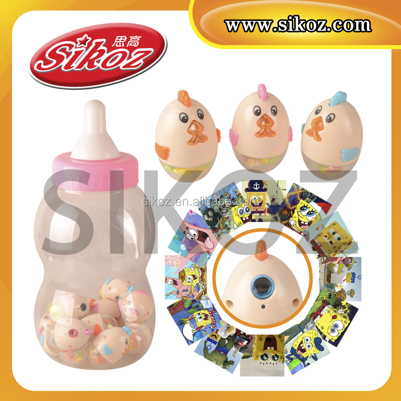 SK-T661 Egg camera toy candy