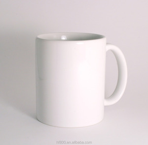 11oz high quality Grade A white coated mugs for sublimation wholesale low price