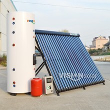 Closed Loop Split High Pressurized Solar Water Heater for Germany