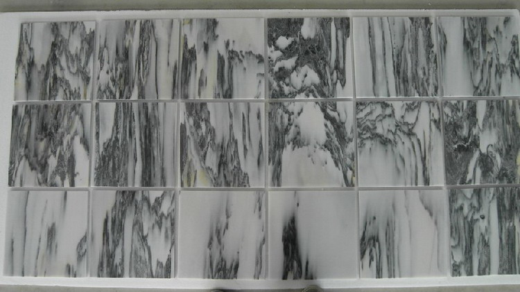 Cheapest factory prices hot product moonflower marble tile boarder
