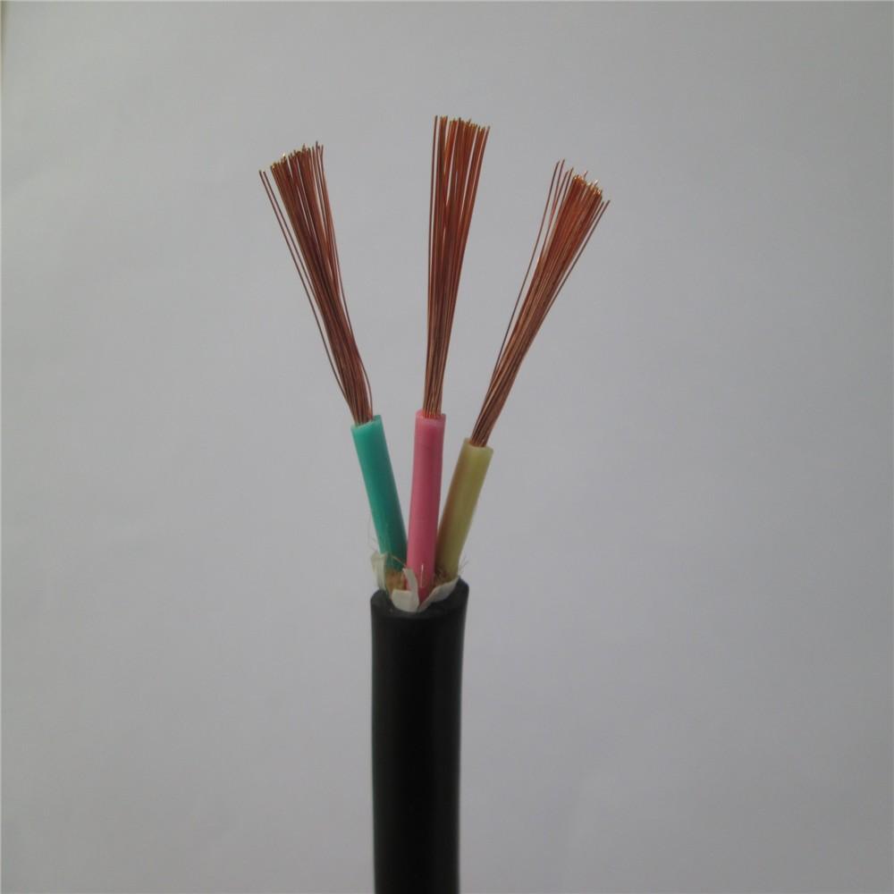 2 kerne, 3 adern, 4 kerne silikonkautschuk flaches kabel draht ...